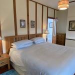 Heron Cottage Double Bedroom, Hope Park Farm Holiday Cottages, Shropshire