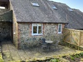 Rear view Curlew Cottage, Hope Park Farm Holiday Cottages