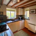 Curlew Cottage Kitchen, Hope Park Farm Holiday Cottages